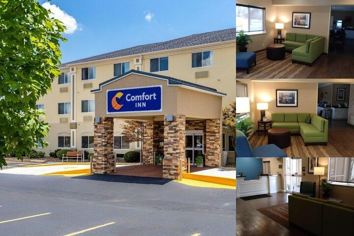 Holiday Inn Express Tulsa Woodland Hills photo collage