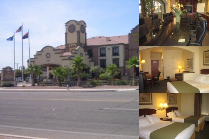 Holiday Inn Express & Suites Tucson Mall photo collage