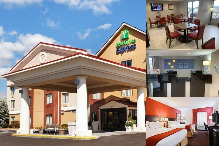 Holiday Inn Express & Suites Knoxville North I 75 Exit 112 photo collage