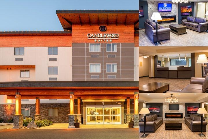 Candlewood Suites Vancouver Camas photo collage