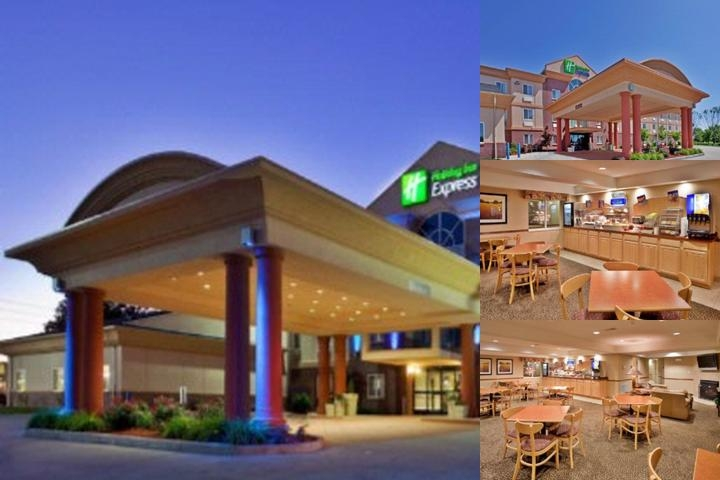 Holiday Inn Express Warrenton photo collage