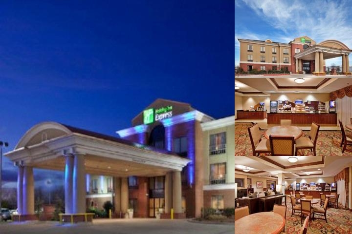 Holiday Inn Express & Suites Enid Hwy 412 photo collage