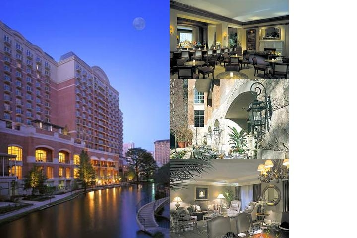 The Westin Riverwalk photo collage