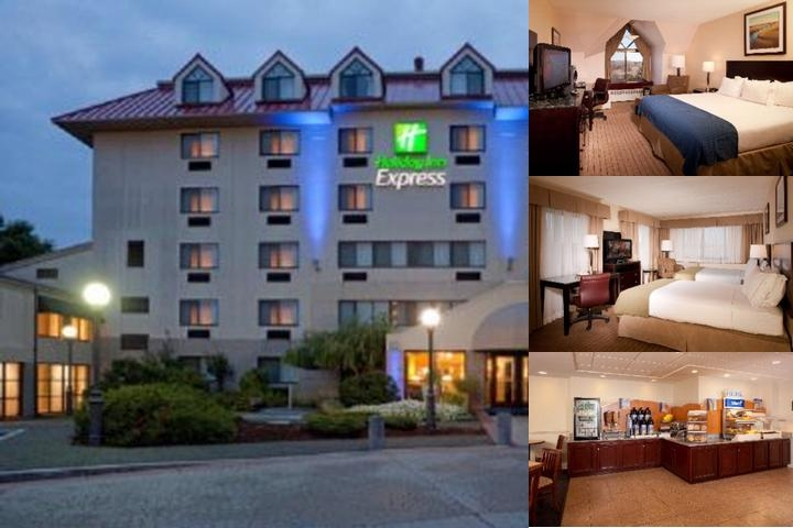 Holiday Inn Express Waltham photo collage