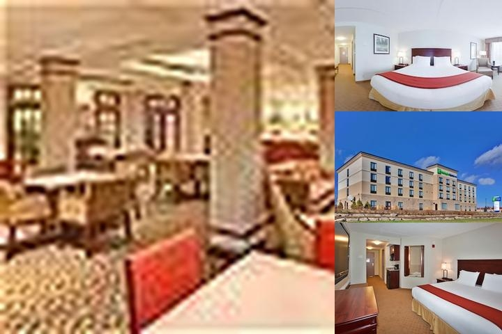 Holiday Inn Express & Suites Brockville photo collage