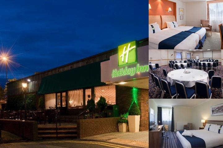 Holiday Inn Leeds Wakefield M1 J40 photo collage