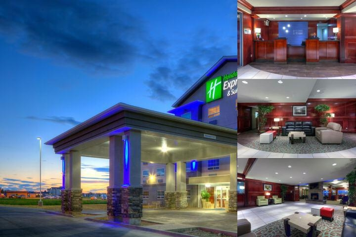 Holiday Inn Express & Suites Dawson Creek photo collage