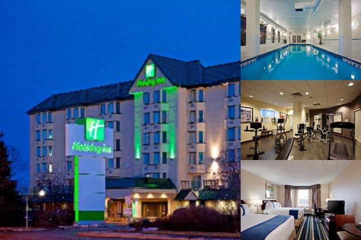 Holiday Inn Conference Center Edmonton South photo collage