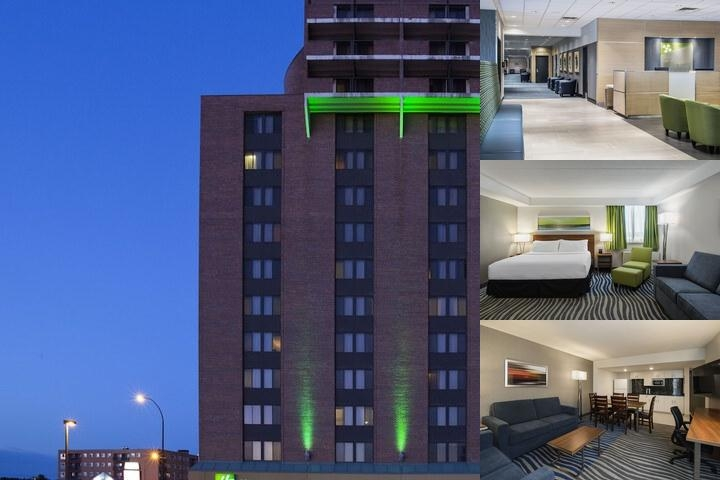 Holiday Inn Winnipeg Airport West photo collage