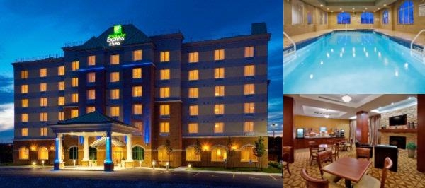 Holiday Inn Express & Suites Clarington Bowmanville photo collage
