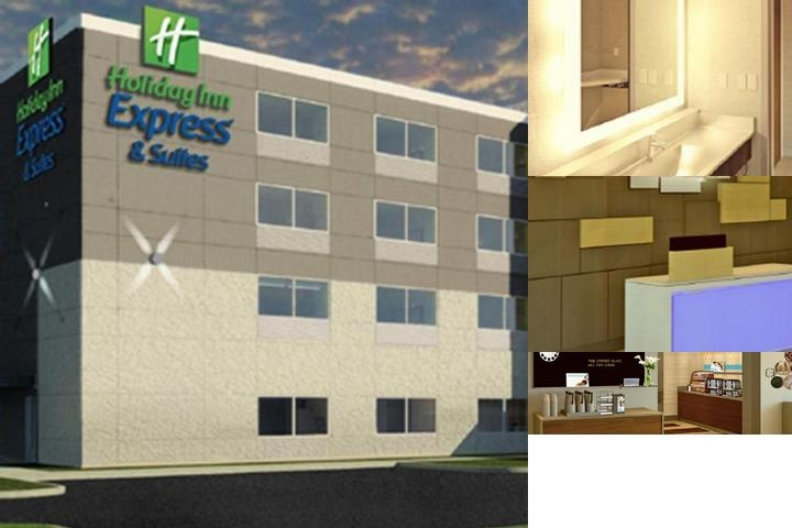 Holiday Inn Express & Suites Toronto Airport West photo collage