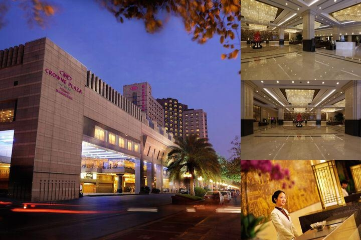 Crowne Plaza Foshan photo collage