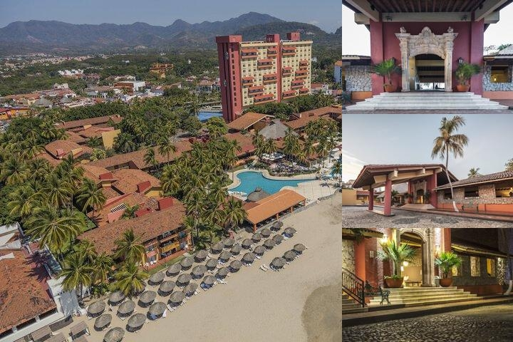 Holiday Inn Resort Ixtapa All Inclusive photo collage