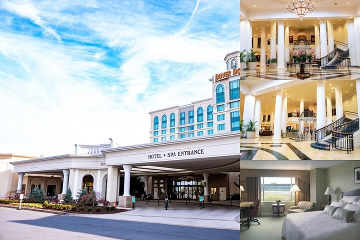 Dover Downs Hotel & Casino photo collage
