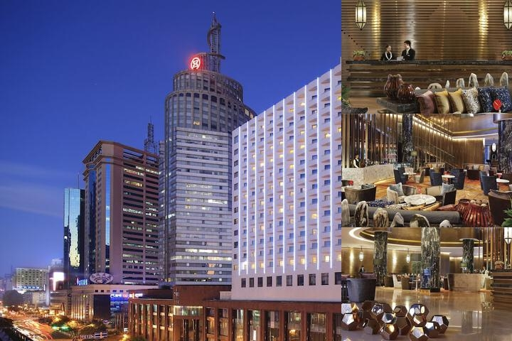 Crowne Plaza Kunming City Centre photo collage