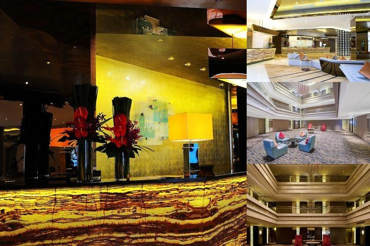 Holiday Inn Shanghai Songjiang photo collage