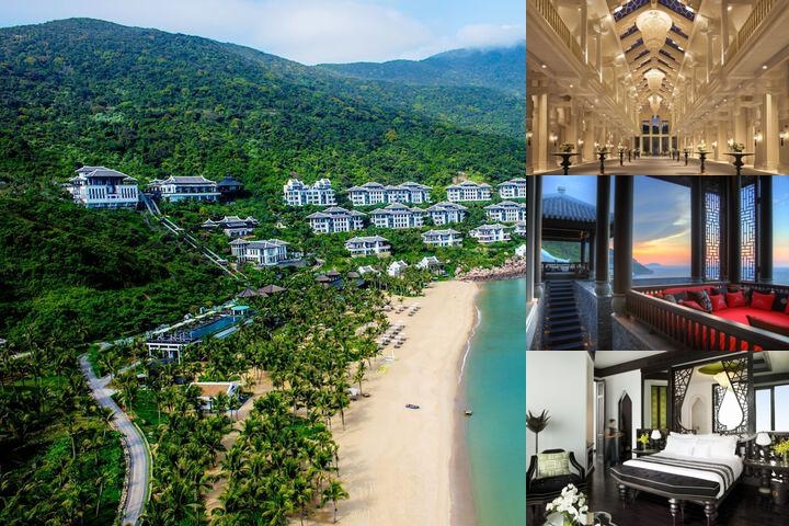 Intercontinental Danang Sun Peninsula Resort photo collage