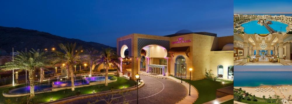 Crowne Plaza Jordan Dead Sea Resort & Spa photo collage