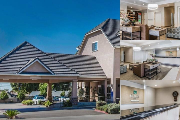 Quality Inn Rosemead photo collage