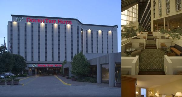 Doubletree by Hilton Hotel Dallas Near The Galleria photo collage
