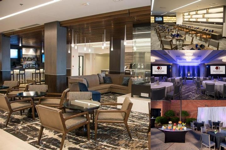 Doubletree by Hilton Syracuse photo collage
