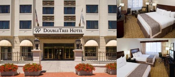 Doubletree by Hilton Hotel Washington Dc photo collage