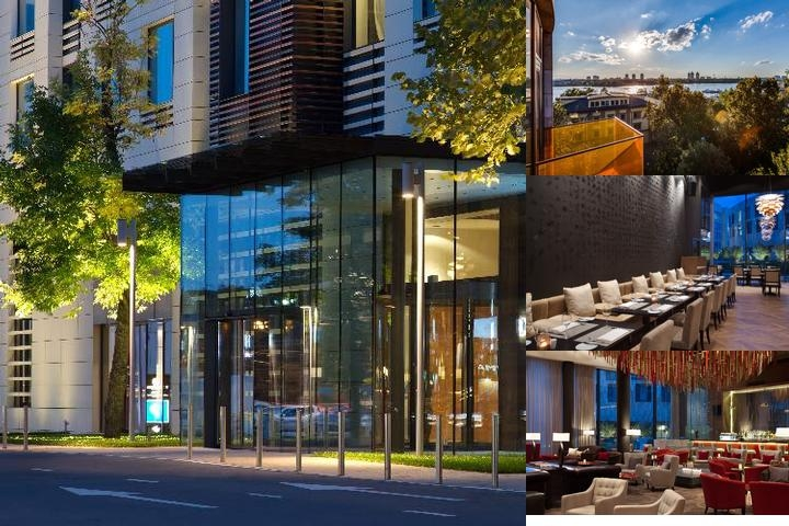 Doubletree by Hilton Moscow Marina photo collage