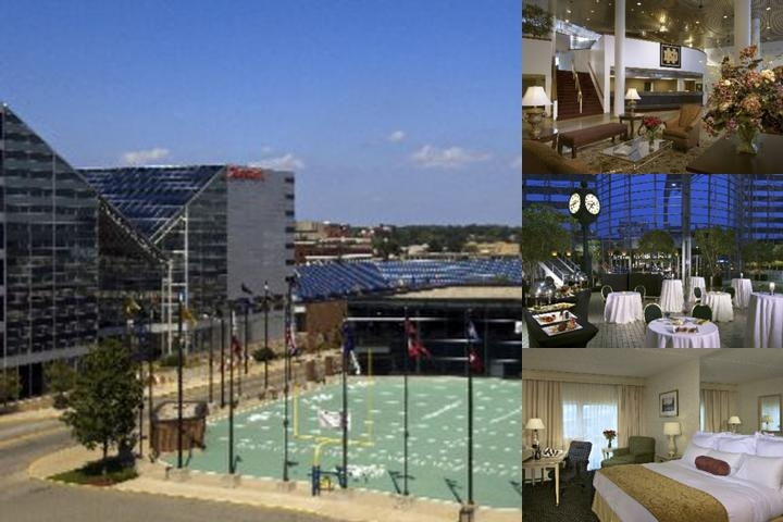 Doubletree Hotel South Bend photo collage
