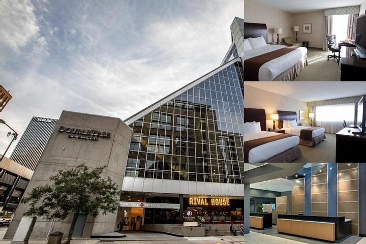 Doubletree by Hilton St. Paul Downtown photo collage