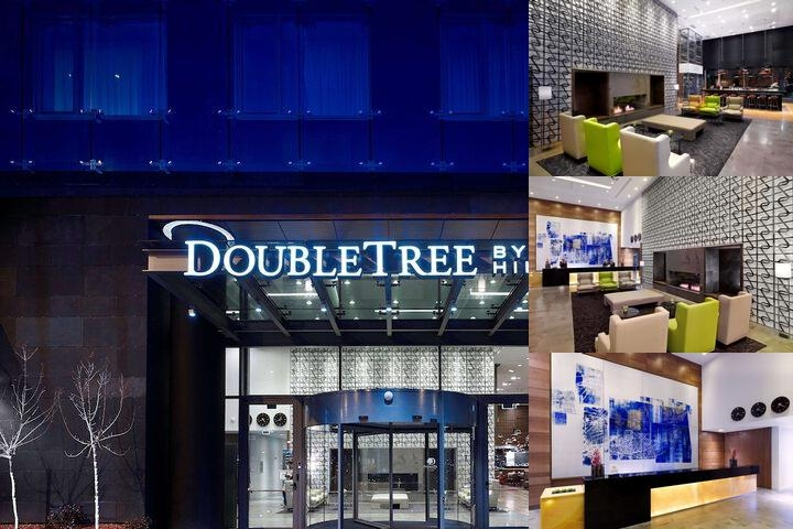 Doubletree by Hilton Zagreb photo collage