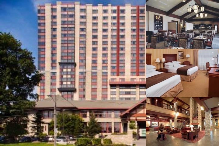 Doubletree Fallsview Resort & Spa by Hilton Niagara Falls photo collage