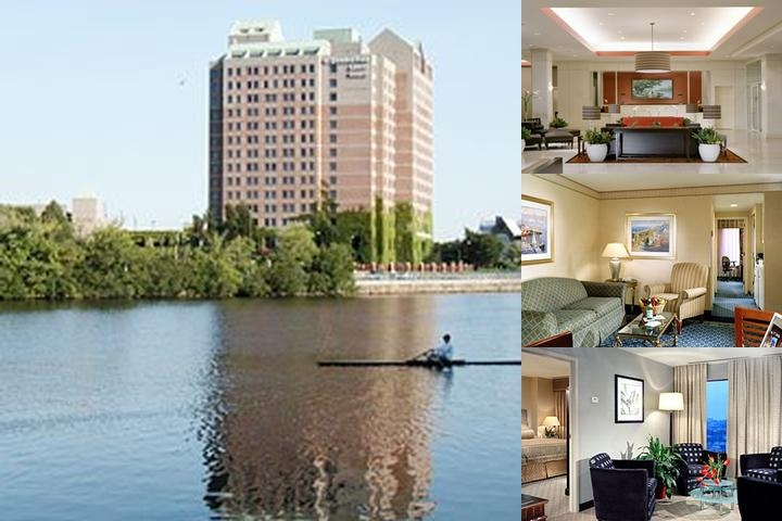 Doubletree Suites by Hilton Boston photo collage