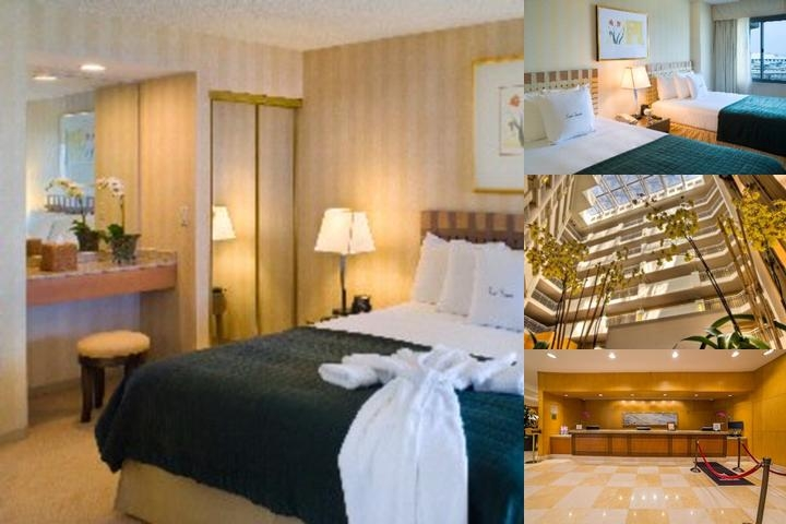 Doubletree Suites by Hilton Santa Monica photo collage