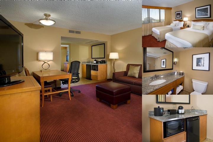 Embassy Suites by Hilton Kansas City International Airport photo collage