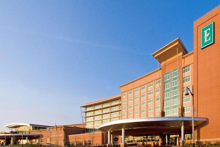 Embassy Suites by Hilton Omaha La Vista Hotel & Conference Center photo collage
