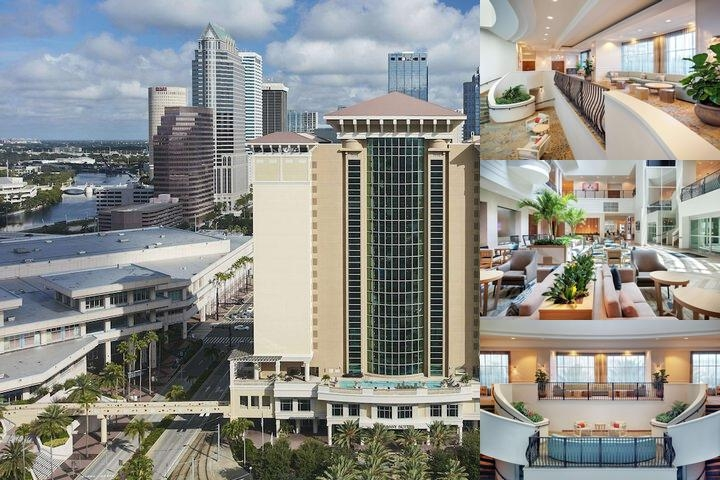 Embassy Suites by Hilton Tampa Downtown Convention Center photo collage