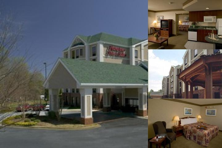Hampton Inn & Suites Asheville I 26 photo collage
