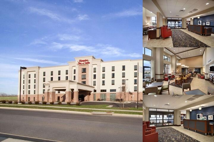 Hampton Inn & Suites Charles Town photo collage