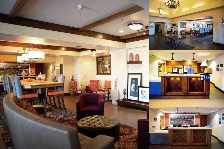 Hampton Inn & Suites Fresno photo collage