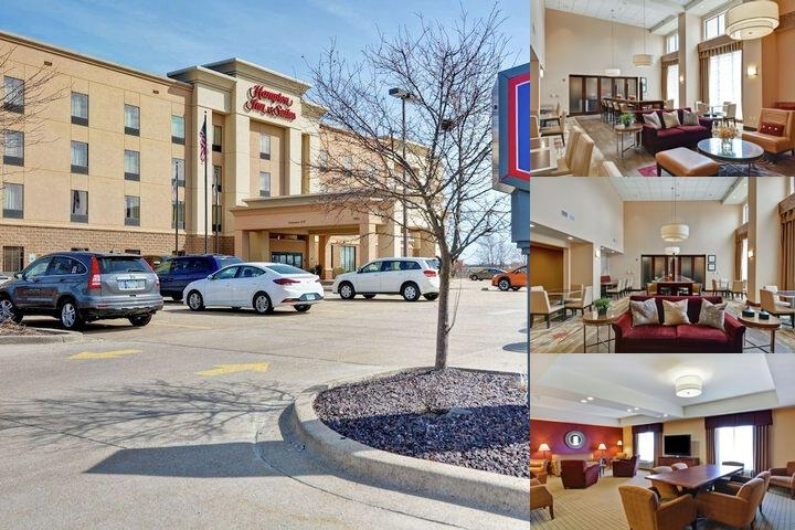 Hampton Inn & Suites Peoria at Grand Prarie photo collage