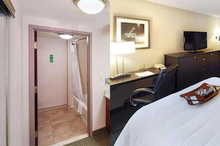 Hampton Inn & Suites Reagan National Airport photo collage