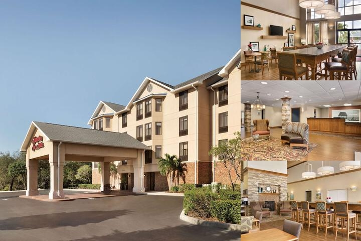 Hampton Inn & Suites Tarpon Springs photo collage
