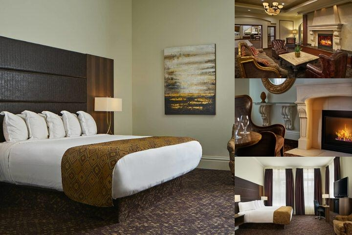 Hotel Lusso photo collage