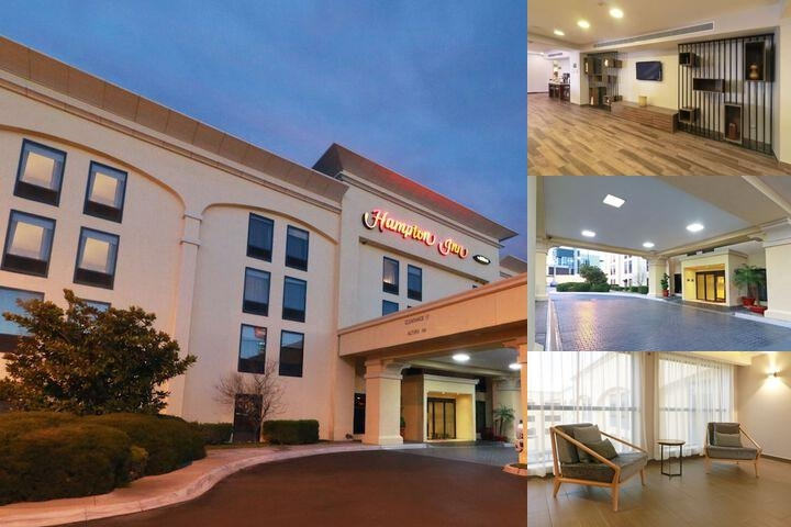 Hampton Inn by Hilton Chihuahua City photo collage