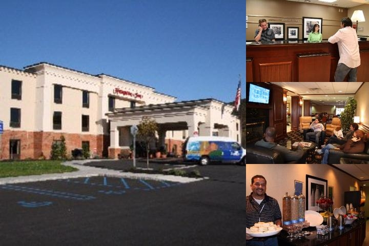 Hampton Inn Harriman Woodbury photo collage