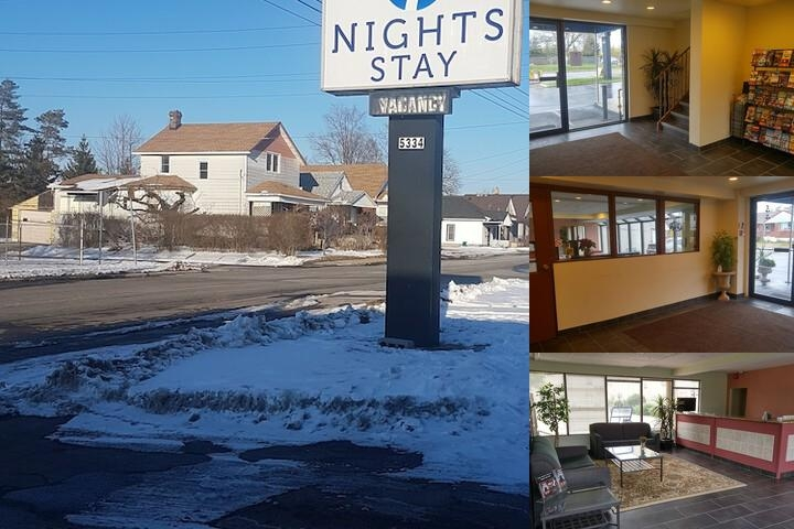 Red Carpet Inn & Suites Fallsway Niagara Falls photo collage