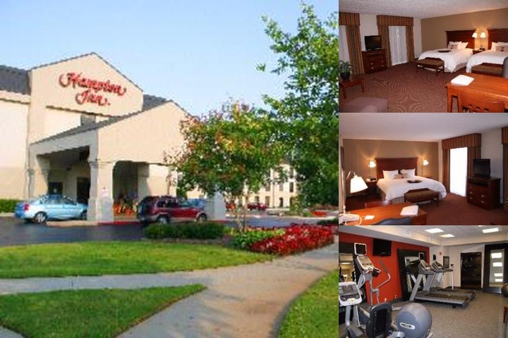 Hampton Inn Madison Huntsville Airport photo collage