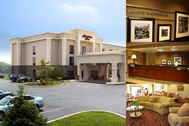 Hampton Inn Shrewsbury photo collage