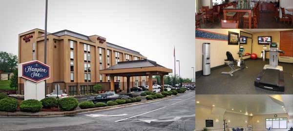 Hampton Inn Washington photo collage