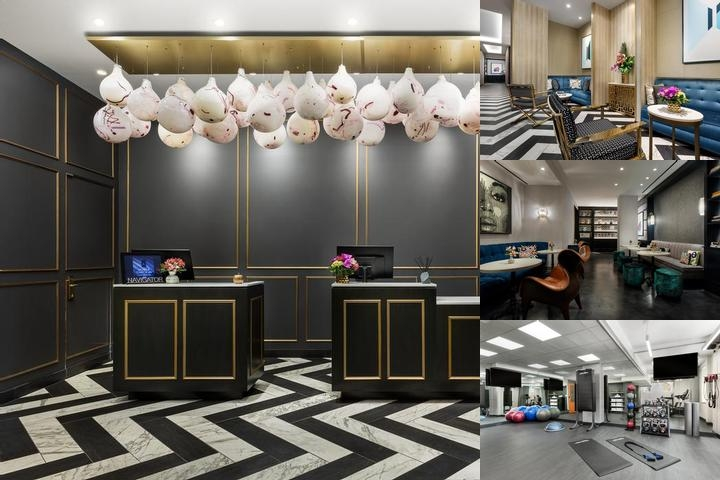 Hotel57 Nyc photo collage